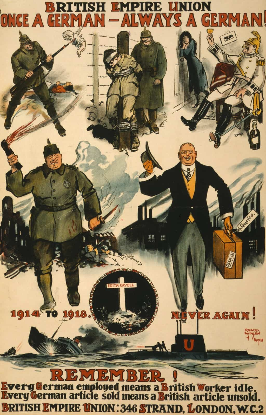 British_Empire_Union_WWI_poster
