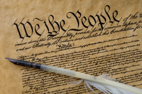 The U.S. Constitution https://www.flickr.com/photos/visionshare/7449468090