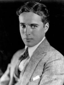 Image Credit: Strauss-Peyton Studio, bromide print, circa 1920. https://en.wikipedia.org/wiki/Charlie_Chaplin#/media/File:Charlie_Chaplin_portrait.jpg