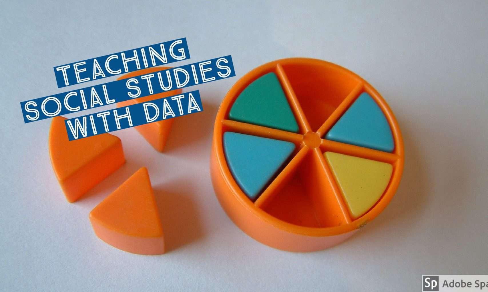 Teaching Social Studies with Data