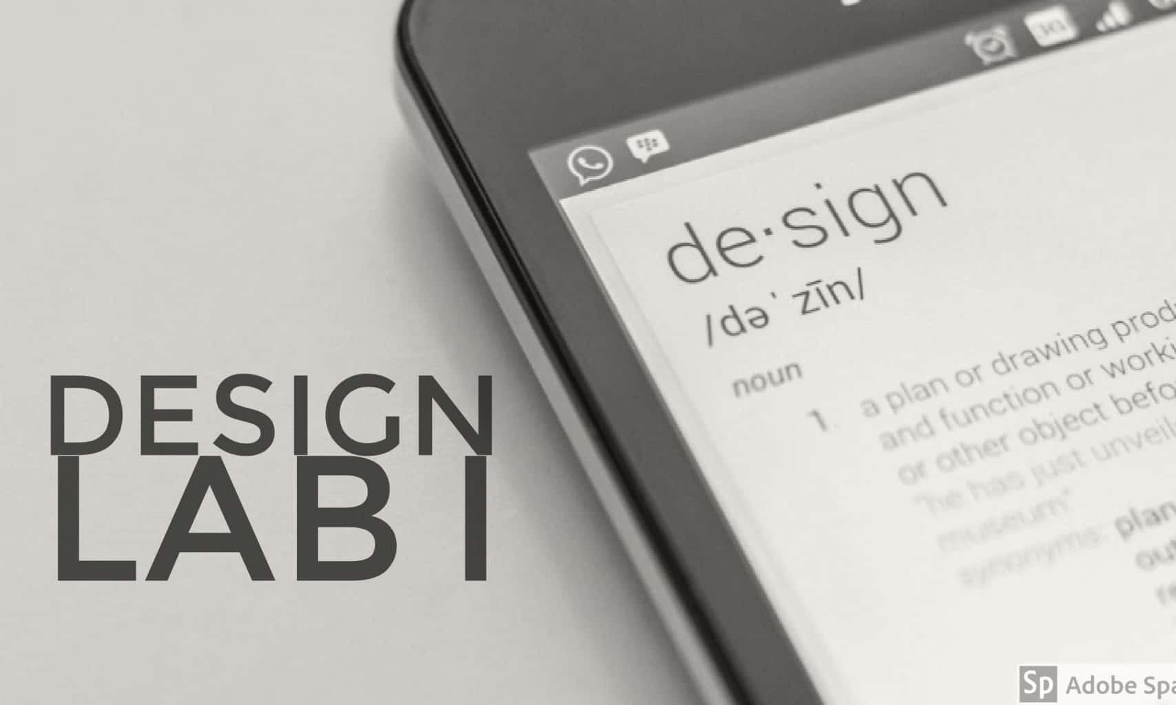 Design Lab I