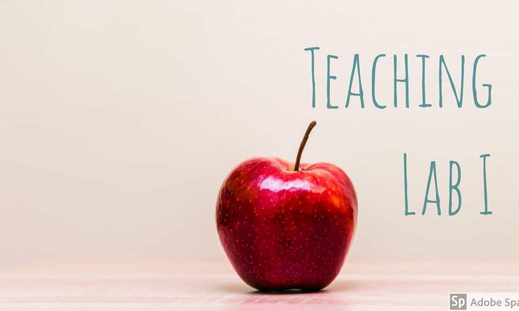 Teaching Lab I