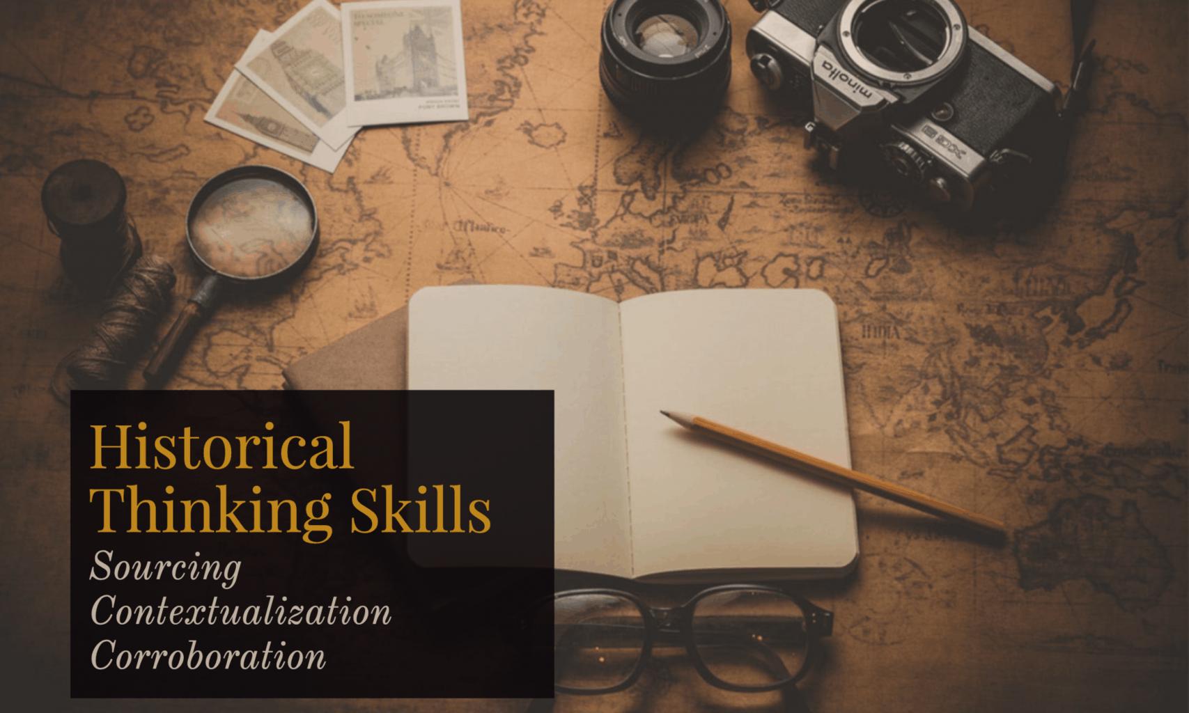 Historical thinking skills lesson