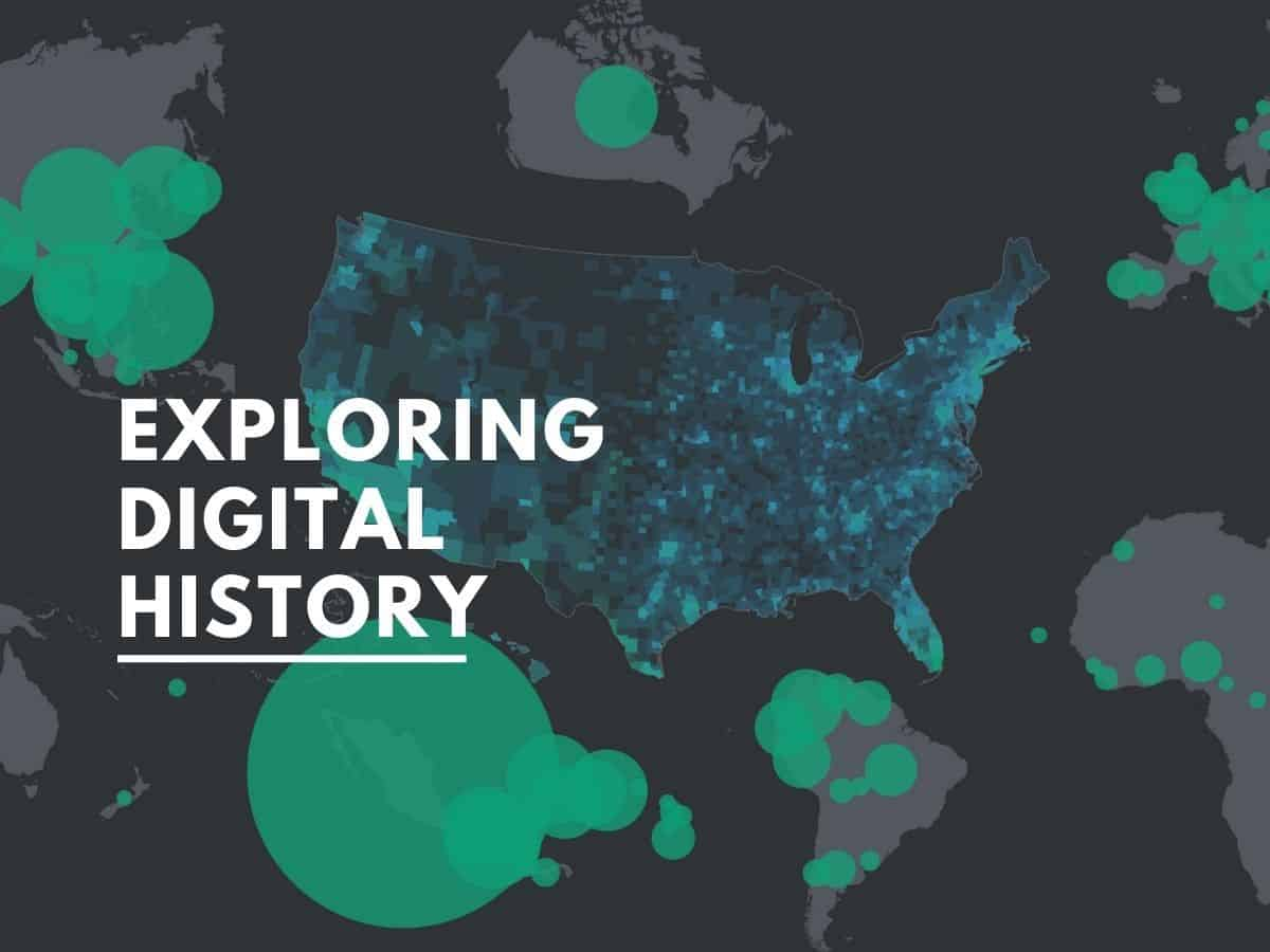 Exploring Digital History